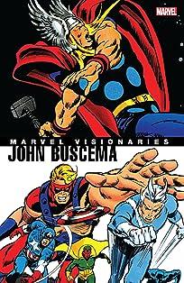 Marvel Visionaries: John Buscema