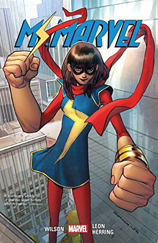 Ms. Marvel Tome 5