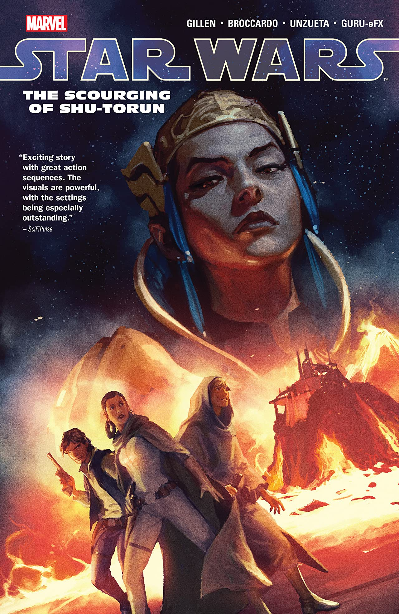 Star Wars Tome 11: The Scourging Of Shu-Torun
