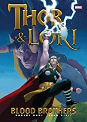 Thor & Loki: Blood Brothers Gallery Edition