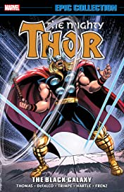 Thor Epic Collection: The Black Galaxy