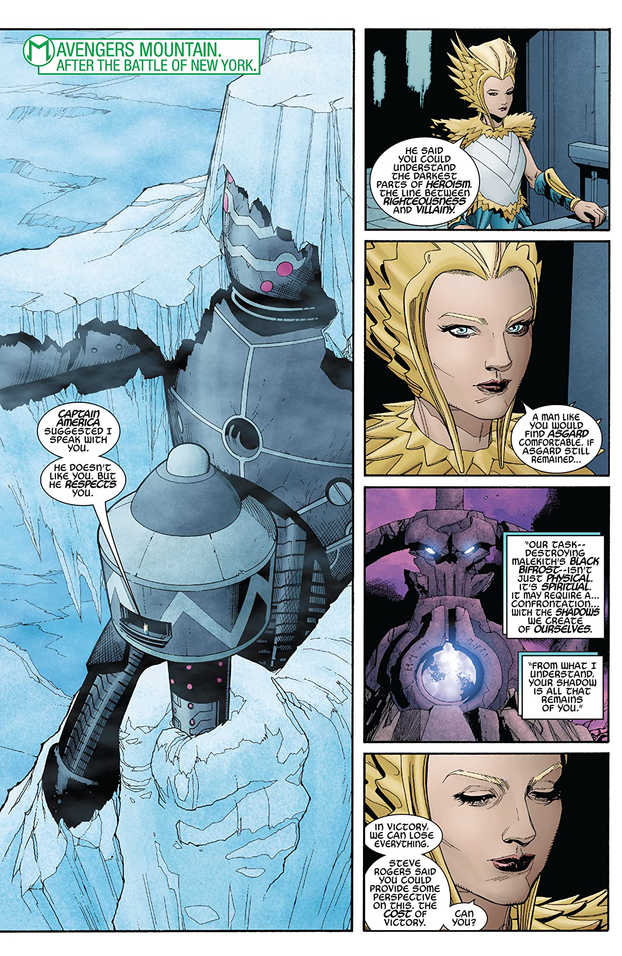 War Of The Realms Strikeforce