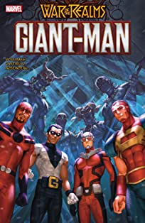 War Of The Realms: Giant-Man