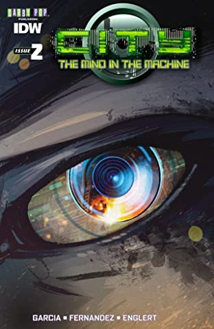 City: Mind in the Machine #2 (of 4)