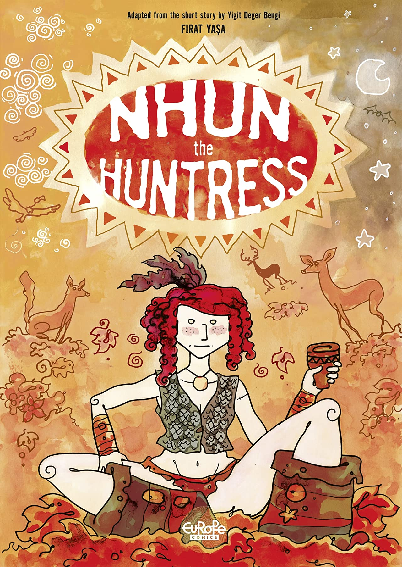 Nhun the Huntress Tome 1