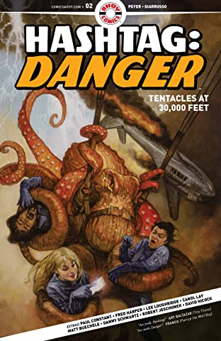 Hashtag Danger No.2