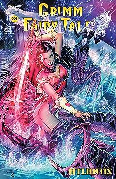 Grimm Fairy Tales Tome 2 No.28: Atlantis