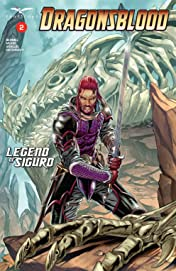 Dragonsblood #2: Legend of Sigurd