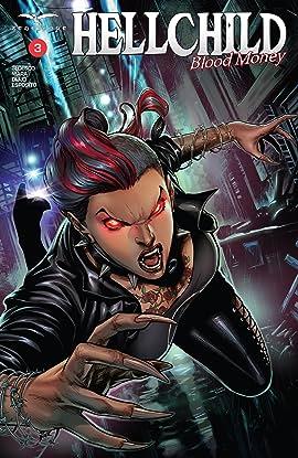 Hellchild #3: Blood Money