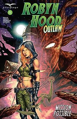 Robyn Hood: Outlaw #5