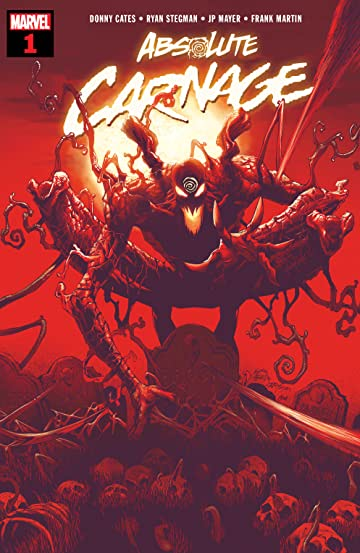 Absolute Carnage (2019) #1 (of 5): Director's Cut