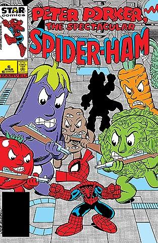 Peter Porker, The Spectacular Spider-Ham (1985-1987) #6