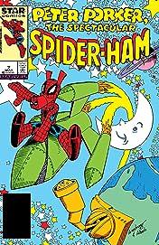 Peter Porker, The Spectacular Spider-Ham (1985-1987) #7