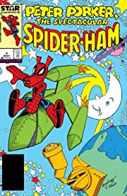 Peter Porker, The Spectacular Spider-Ham (1985-1987) #7