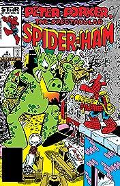 Peter Porker, The Spectacular Spider-Ham (1985-1987) #8