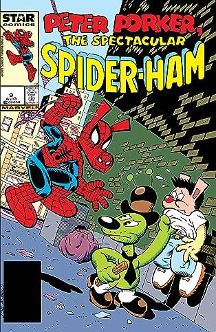 Peter Porker, The Spectacular Spider-Ham (1985-1987) #9