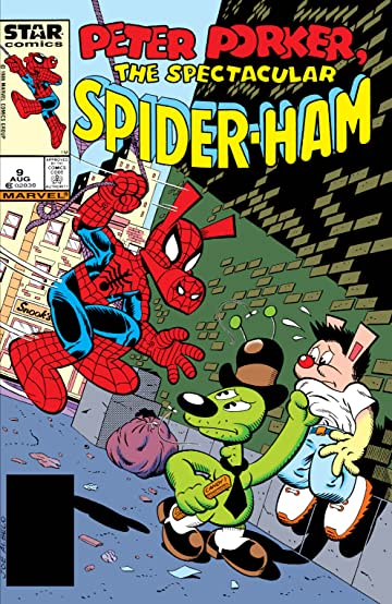 Peter Porker, The Spectacular Spider-Ham (1985-1987) #9
