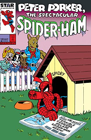 Peter Porker, The Spectacular Spider-Ham (1985-1987) #10
