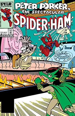 Peter Porker, The Spectacular Spider-Ham (1985-1987) #11