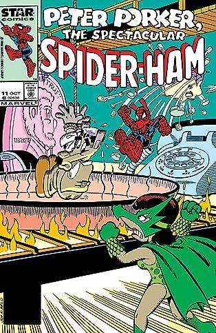 Peter Porker, The Spectacular Spider-Ham (1985-1987) #11