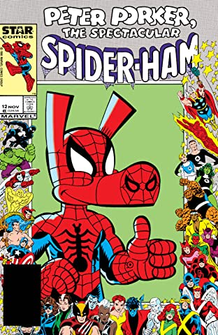 Peter Porker, The Spectacular Spider-Ham (1985-1987) #12