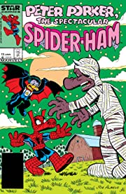 Peter Porker, The Spectacular Spider-Ham (1985-1987) #13