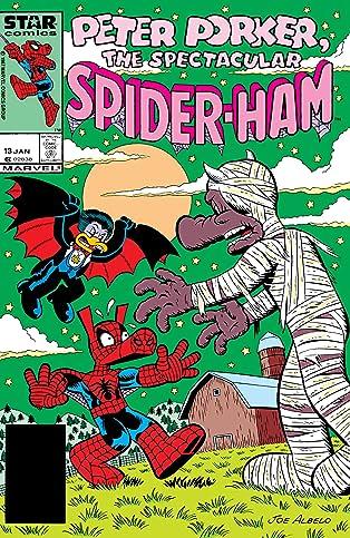 Peter Porker, The Spectacular Spider-Ham (1985-1987) #13