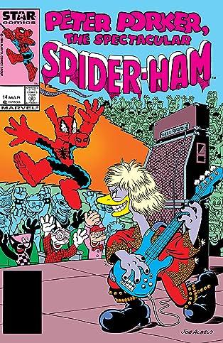 Peter Porker, The Spectacular Spider-Ham (1985-1987) #14
