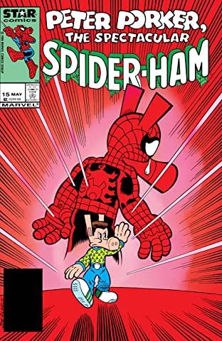 Peter Porker, The Spectacular Spider-Ham (1985-1987) #15