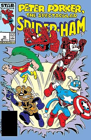 Peter Porker, The Spectacular Spider-Ham (1985-1987) #16