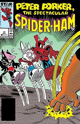 Peter Porker, The Spectacular Spider-Ham (1985-1987) #17