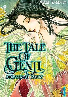 The Tale of Genji: Dreams at Dawn Vol. 4