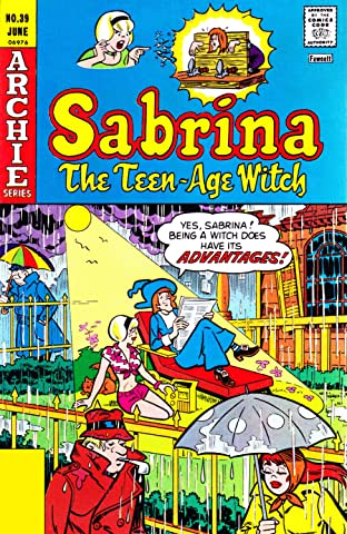 Sabrina the Teenage Witch (1971-1983) #39