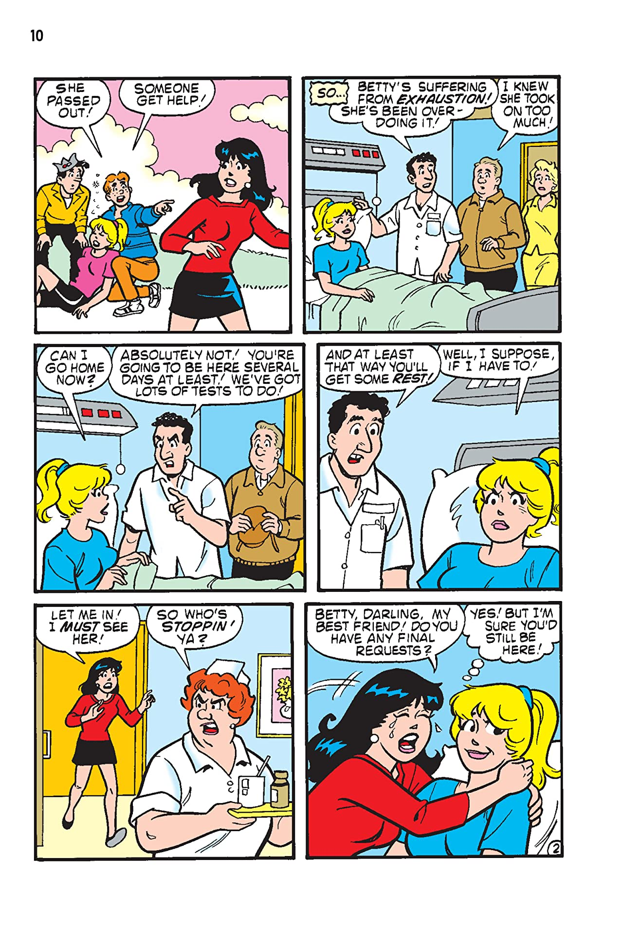 Betty & Veronica Spectacular Vol. 2