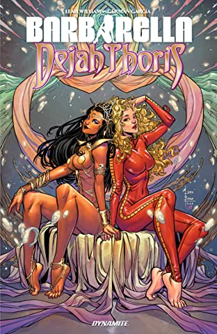 Barbarella/Dejah Thoris Vol. 1