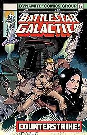 Battlestar Galactica Classic Vol. 1: Counterstrike