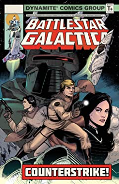 Battlestar Galactica Classic Tome 1: Counterstrike