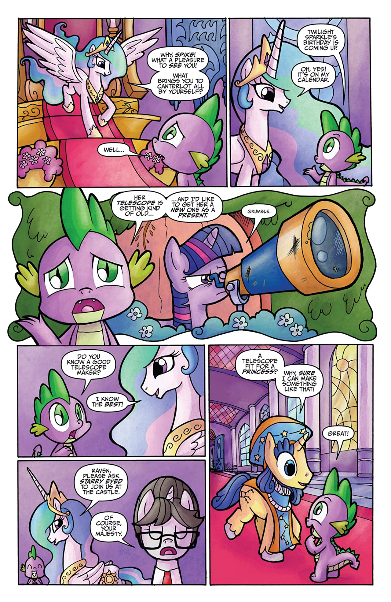 My Little Pony: Friends Forever #3
