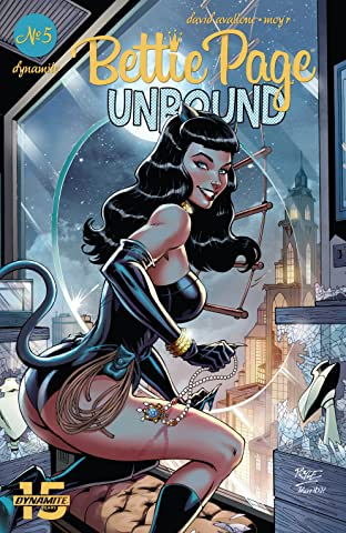 Bettie Page: Unbound No.5