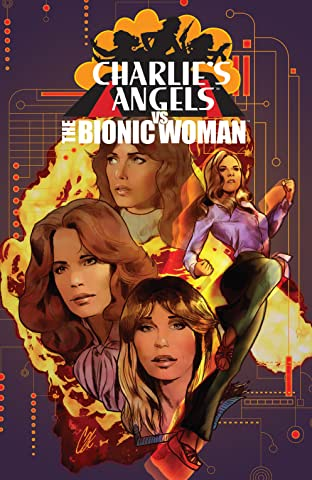 Charlie's Angels vs. The Bionic Woman No.1