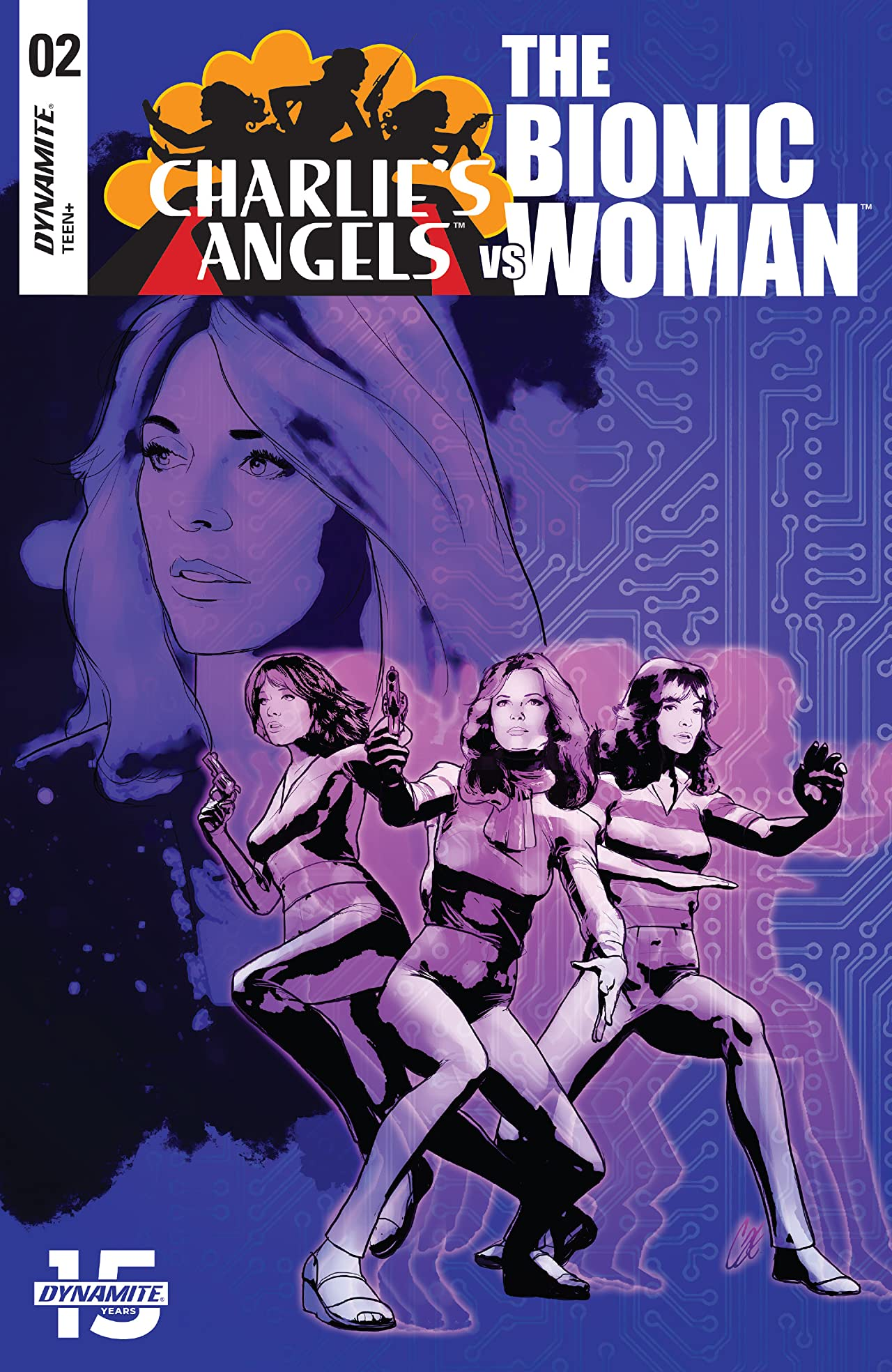 Charlie's Angels vs. The Bionic Woman No.2