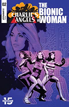 Charlie's Angels vs. The Bionic Woman #2