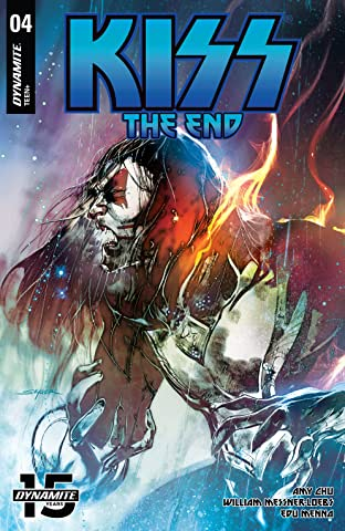 Kiss: The End No.4