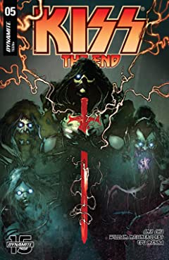 Kiss: The End #5