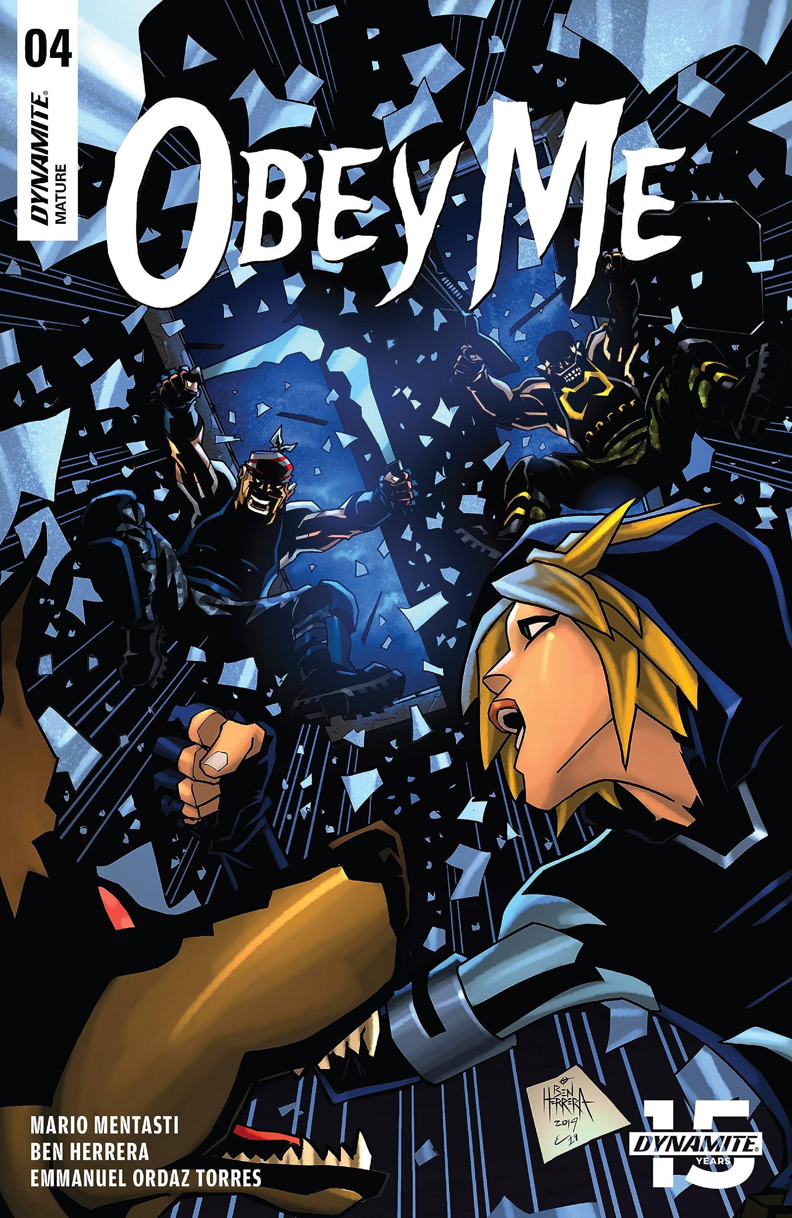 Me Obey