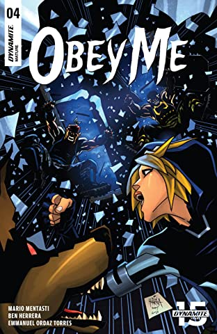 Obey Me No.4