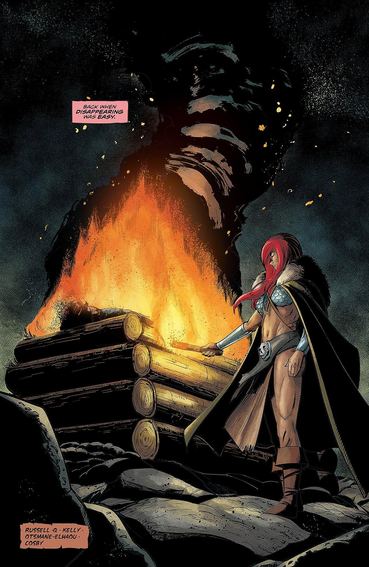 Red Sonja (2019-) #7