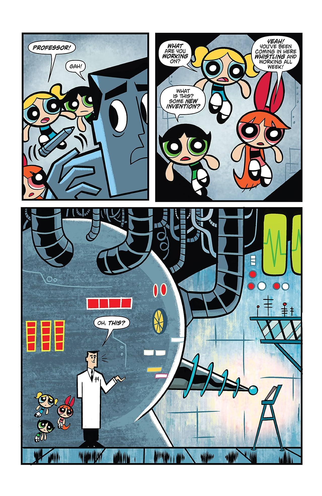 Powerpuff Girls #7