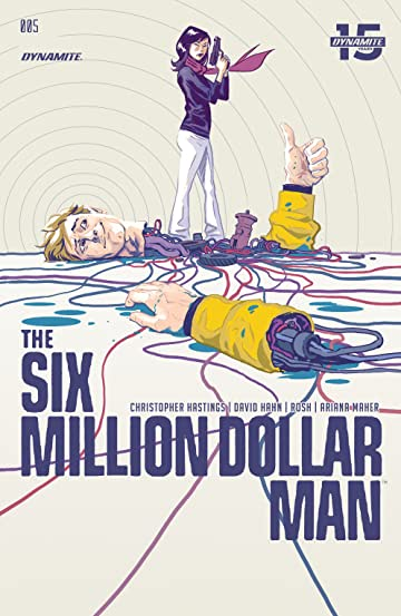 The Six Million Dollar Man (2019-) #5