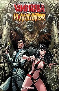Vampirella vs. Reanimator Vol. 1